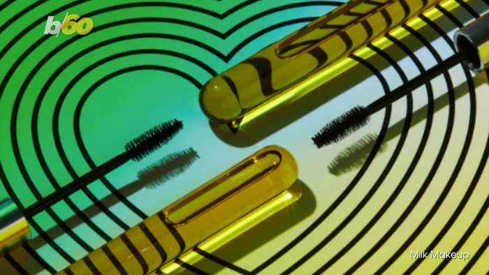 News video: Cannabis Infused Mascara Promises to Make Your Lashes Long, Not High