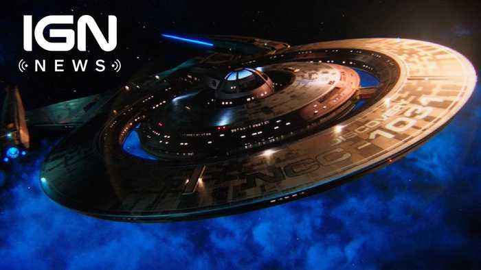 News video: Star Trek Keeps Changing the Enterprise for Legal Reasons