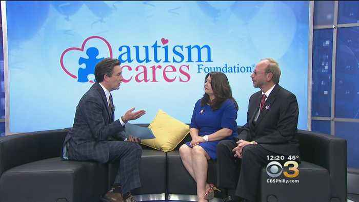 News video: April Is Autism Awareness Month