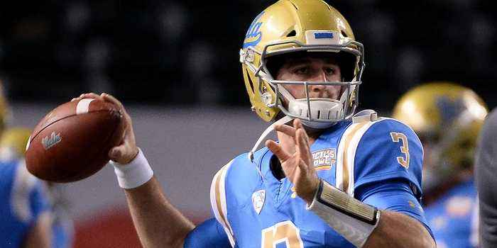NFL Draft: Why Are Teams so Nit-Picky With Josh Rosen?