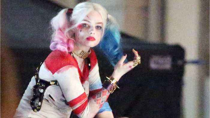 Margot Robbie's Harley Quinn Is Officially Getting Her Own Spinoff Movie