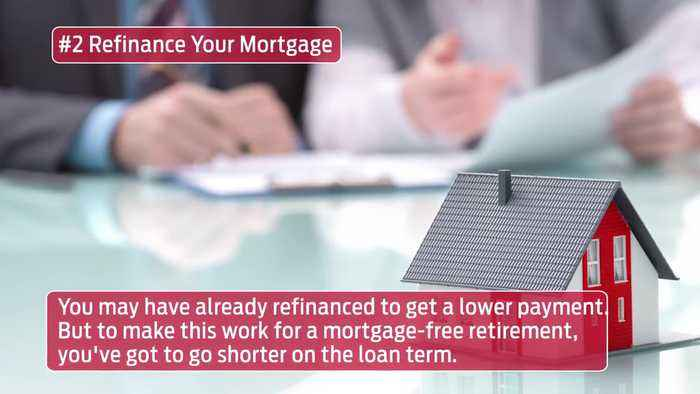 News video: 3 Ways to Retire Without a Mortgage