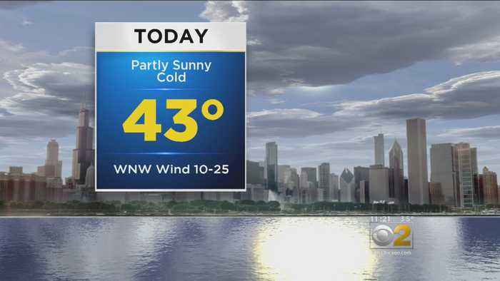 News video: CBS 2 Weather Watch (11AM, April 17, 2018)