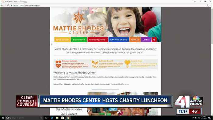 News video: Mattie Rhodes Center to host charity luncheon