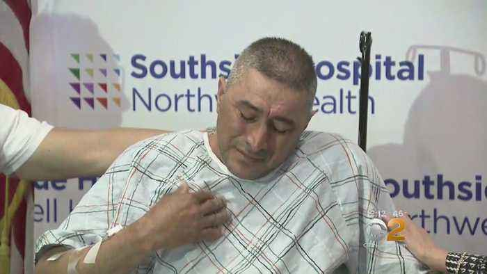 News video: Man Describes Being Struck By Lightning