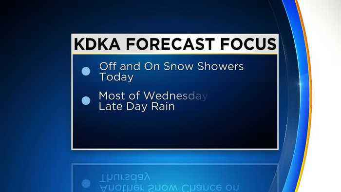 News video: Reporter Update: Latest Weather Updates From Meteorologist Ron Smiley
