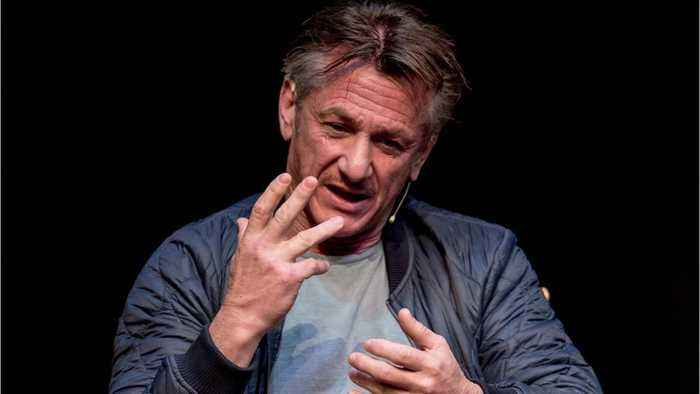 Sean Penn Publishes Ad For Book With Negative Reviews