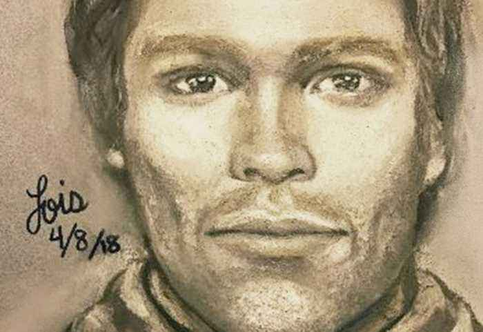 Stormy Daniels' lawyer reveals sketch of goon who allegedly threatened the porn star to drop affair story