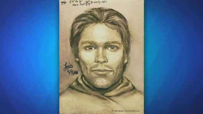 News video: Stormy Daniels Releases Sketch of Threatening Man in Las Vegas