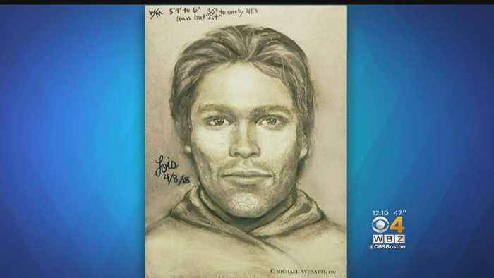 News video: Stormy Daniels Releases Sketch Of Man She Says Threatened Her