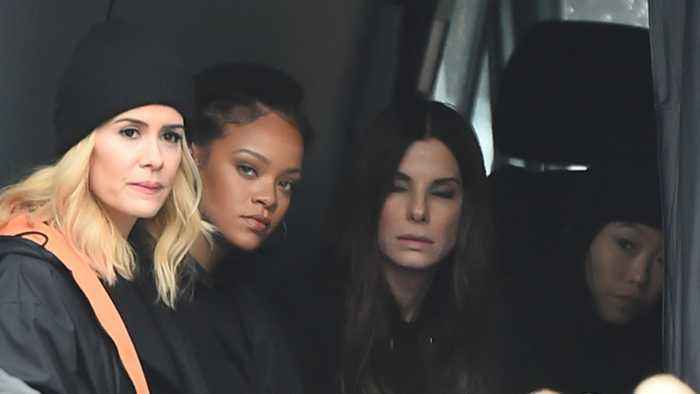 The Girl-Powered Cast Of 'Ocean's 8' Might Just Make You Freak