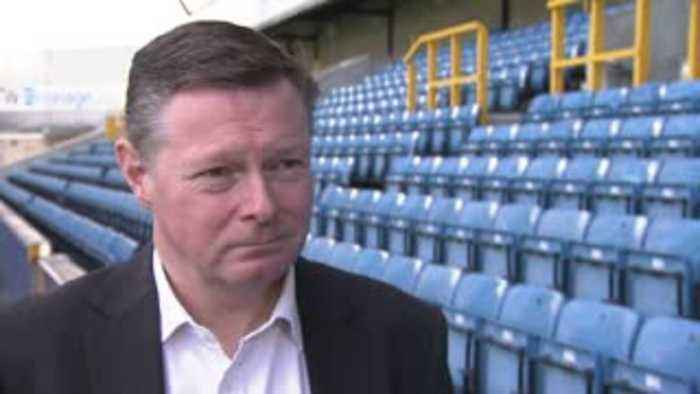 News video: 'Harris under no pressure for play-off spot'