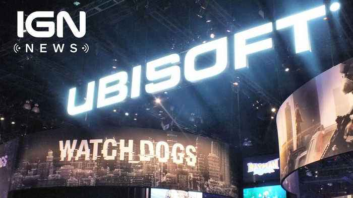 News video: Ubisoft Reveals E3 Conference Details