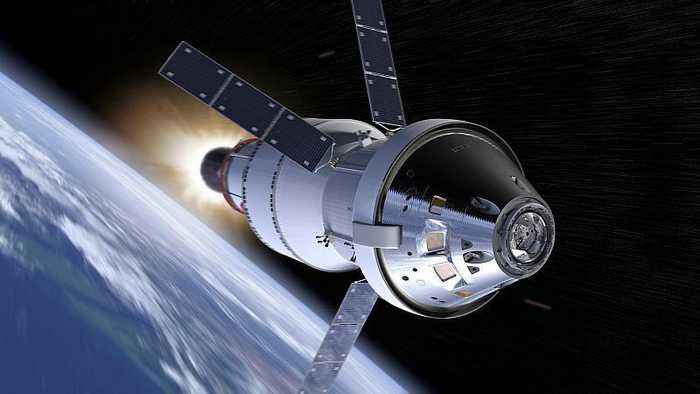 NASA to use 3D-printed parts for spacecraft for first time