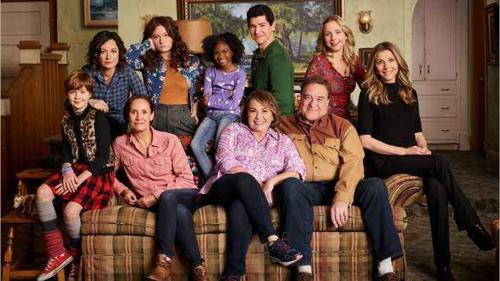 'Roseanne' stars Sara Gilbert and Johnny Galecki apparently named their television son together via text