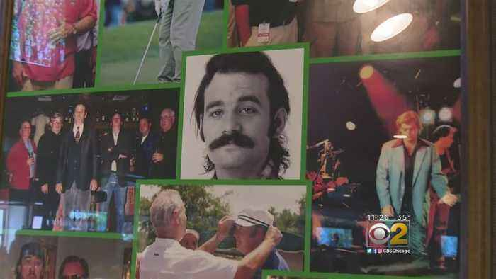 News video: Bill Murray Opens Caddyshack Restaurant in Rosemont