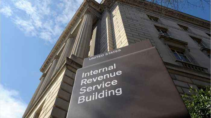 News video: IRS Is Experiencing Technical Difficulties As Tax Day Looms