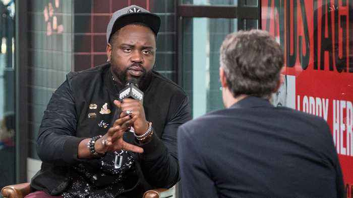 Brian Tyree Henry Compares 'Lobby Hero' To 'The Jerry Springer Show'