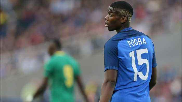 Manchester United May Be Planning To SEll Paul Pogba