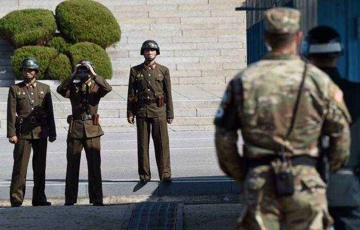 North, South Korea mulling over plans to officially end Korean War
