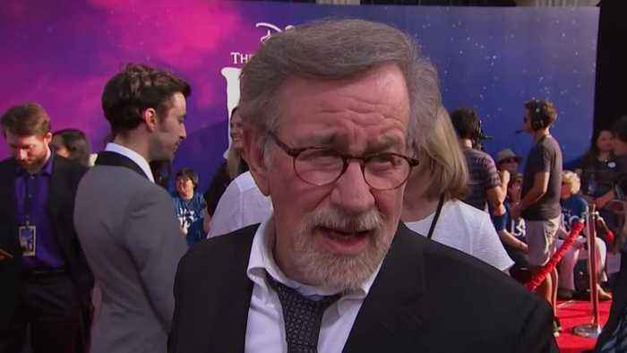 News video: Steven Spielberg Will Direct 'Blackhawk' Movie