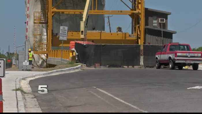 News video: Completion of Rio Hondo Lift Bridge Now Expected for Summer