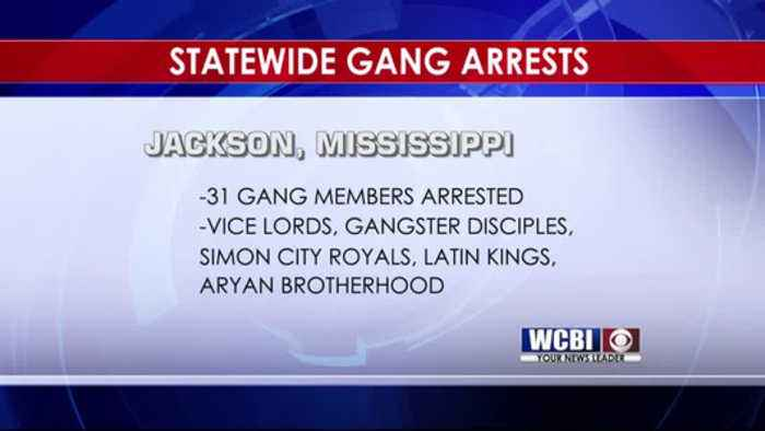 News video: Gangs in Mississippi 04/17/18