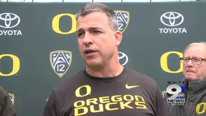 News video: Web Extra: Mario Cristobal on Running Back Group, Fixing Little Things