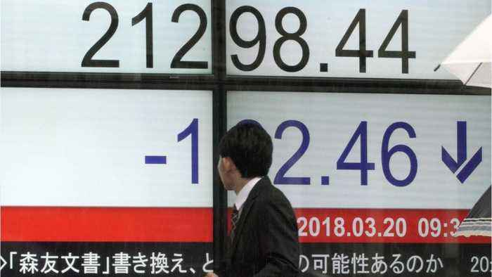 Asian Shares Rise On Good Earnings News - One News Page VIDEO