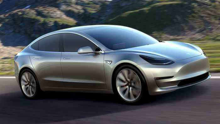 Elon Musk Wants to Increase Model 3 Production