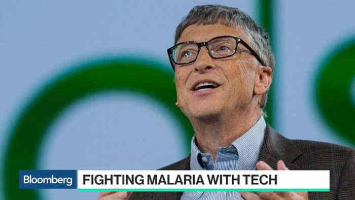 Bill Gates Sees Promise With Tech's Role in Healthcare