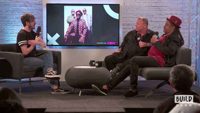 Ali Campbell and Astro Chat All Things 'UB40' Including Their New Album 'A  Real Labour Of Love'