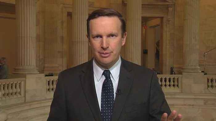 News video: Why Democratic Sen. Murphy Opposes Pompeo Nomination for Secretary of State