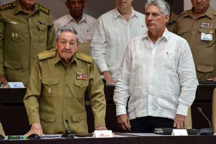 News video: Curtain Falls on Cuba's Castro Era With New President