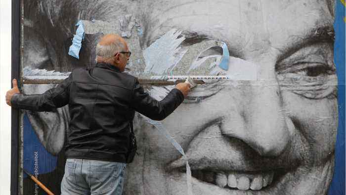 Hungary's Soros Body Has Tenuous Future Under Nationslist Government