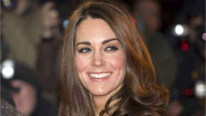 Kate Middleton Wore 4-Inch Heels After Giving Birth