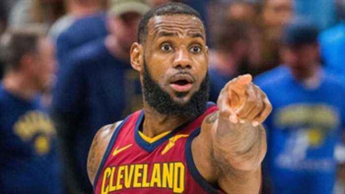 News video: Nick Wright outlines an element to Cleveland's game that has 'betrayed' LeBron's Cavs in the playoffs