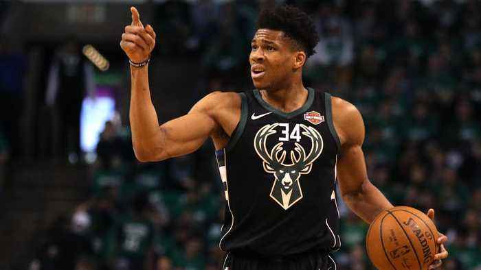 58bd6530451d News video  Kevin Durant says Giannis Antetokounmpo Should  Play for  Himself  ...