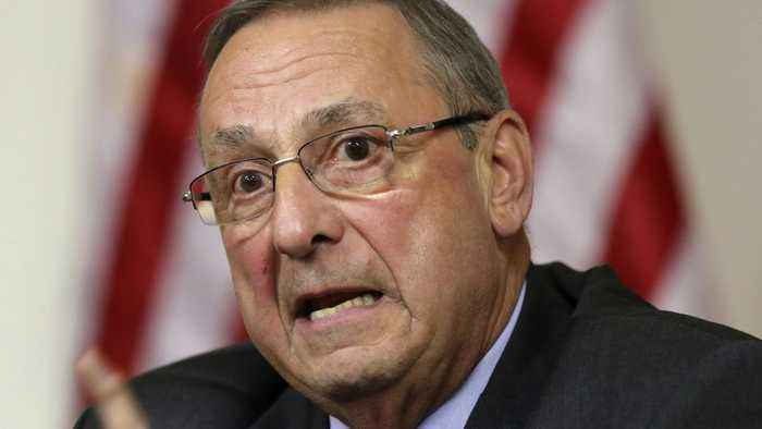 News video: Maine Governor Refuses To Listen To Voters