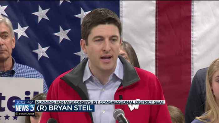 Bryan Steil becomes GOP front-runner to win Paul Ryan's seat