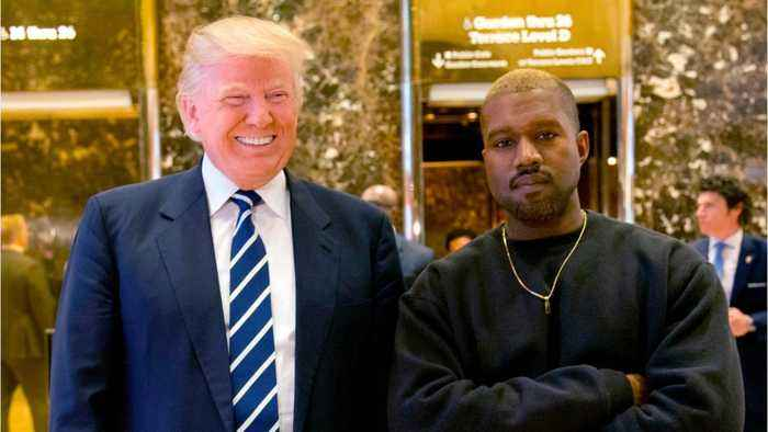 Kanye's Pro-Trump Tweets Draw Attention Inspire Jordan Peele's Get Out 2