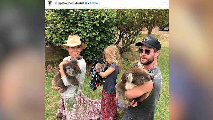 Chris Hemsworth's Kids and Wife Speak Spanish — but He Doesn't — Leading to  Hilarious Fights