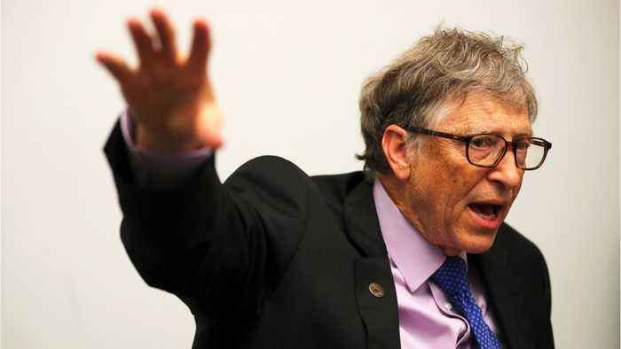 News video: Bill Gates Thinks A Flu Epidemic Is Near And 30 Million People Could Die