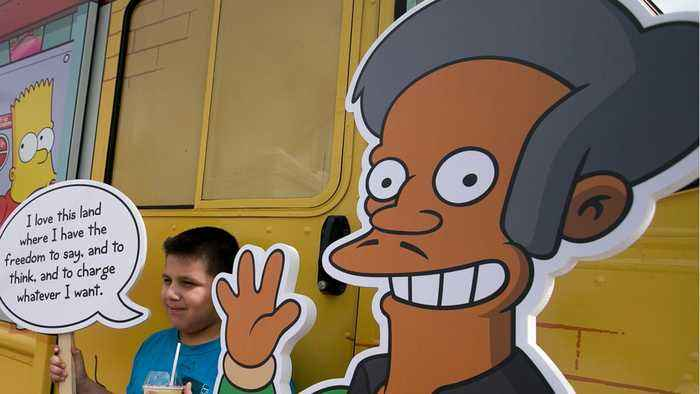 'Simpsons' Creator Shrugs Off Apu Criticism