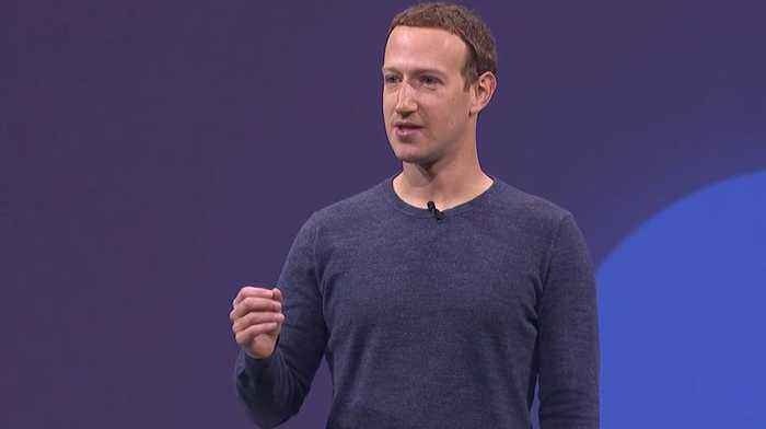 DATING APP: Facebook CEO Mark Zuckerberg announces the social media giant is launching a dating app