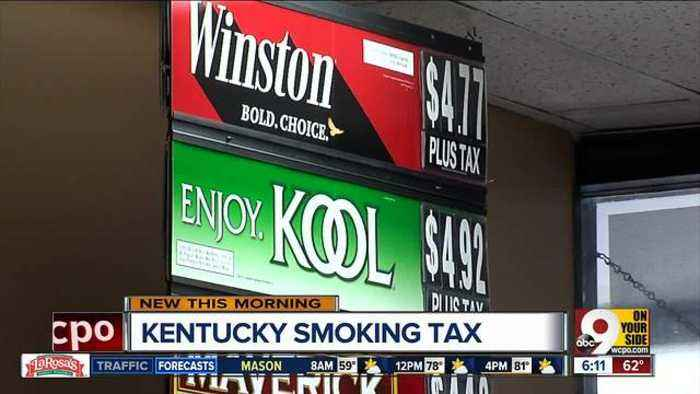News video: Kentucky smokers will soon pay more for cigarettes, but smoke-free advocates say it's not enough
