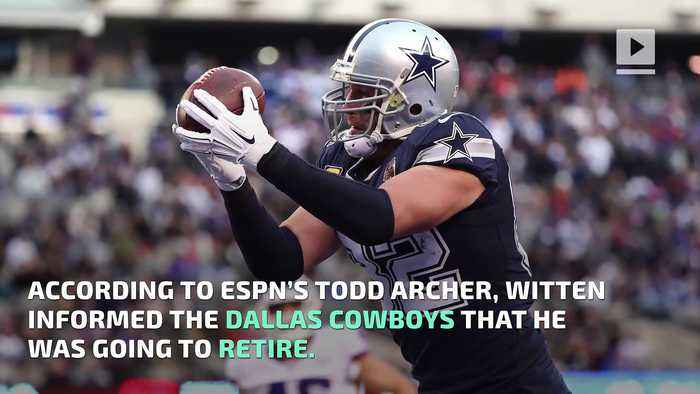 News video: Jason Witten to Retire and Join 'Monday Night Football' as Analyst