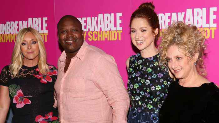Unbreakable Kimmy Schmidt Coming To An End