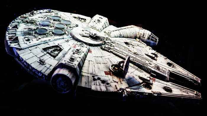 Could The Millennium Falcon Actually Go Faster