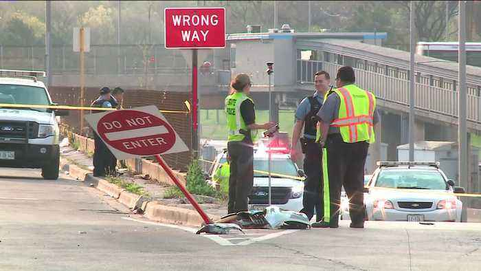 One Killed, Four Injured in Hit and Run on Chicago Highway